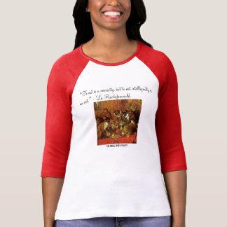 Zu zu essen ist ein der Raglan-T - Shirt