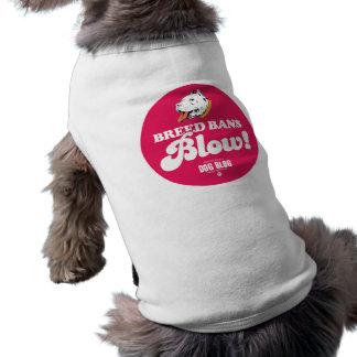 Zucht-Verbot-Schlag (Fuchsie) Shirt