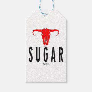 Zucker u. Stier durch Vimago Geschenkanhänger