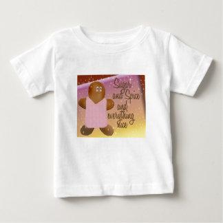 Zucker und Gewürz Baby T-shirt