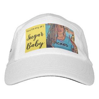 Zuckerbaby HUT EINER Headsweats Kappe