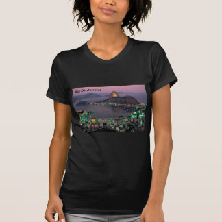 Zuckerhut-Berg Brasiliens Rio de Janeiro (St.K.) T-Shirt