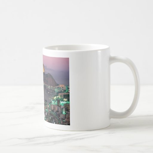Zuckerhut-Berg Brasiliens Rio de Janeiro (St.K.) Teehaferl