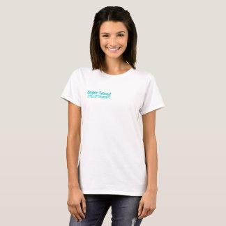 Zuckerinsel-T - Shirt für Frauen