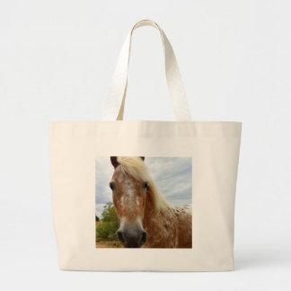 Zuckern Sie das Appaloosa-Pferd, _ Jumbo Stoffbeutel