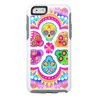 Zuckern Sie Schädel iPhone 6/6S Kasten - Tag der OtterBox iPhone 6/6s Hülle