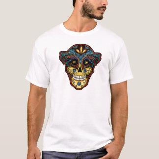 Zuckern Sie Schädel-Tägiges Tot-Durchmesser de Los T-Shirt