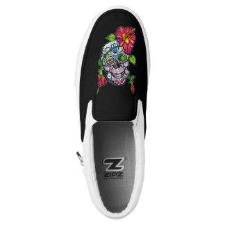 ZUCKERschädel U. -BLUME Slip-On Sneaker