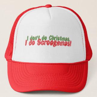 Zuckerstange tue ich nicht Weihnachten Truckerkappe