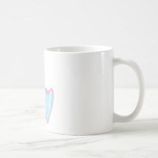 Zuckerwatte-Alpaka Kaffeetasse