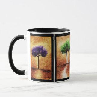 Zuckerwatte-Baum-Tasse Tasse