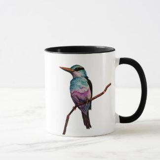 Zuckerwatte-Farbvogel-Malerei Tasse