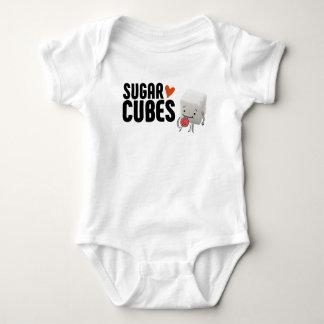 Zuckerwürfel-Baby-Strampler Baby Strampler