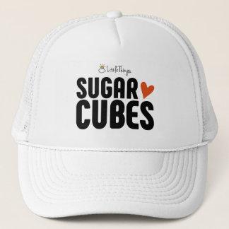 Zuckerwürfel-Fernlastfahrer-Hut mit Truckerkappe