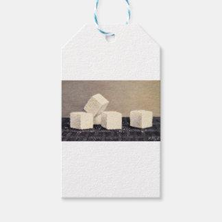 Zuckerwürfel Geschenkanhänger