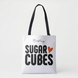 Zuckerwürfel-Taschen-Tasche mit Zuckerwürfel-Baby Tasche