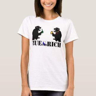 zue und rich T-Shirt