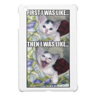 Zuerst war ich wie… iPad mini hülle