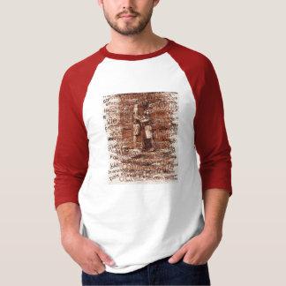 Zufälliger Descontratida und T-Shirt