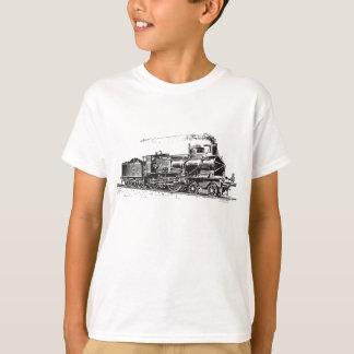 Zug 03 - Schwarzes T-Shirt