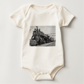 Zug #17 des GTW Dampf-Motor-#6335 Baby Strampler