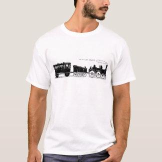 Zug des 19. Jahrhunderts T-Shirt