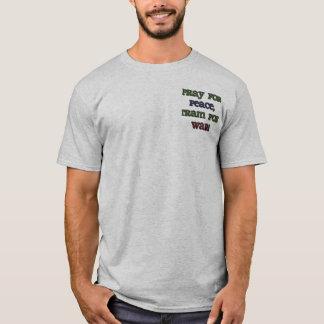 Zug für Krieg T-Shirt