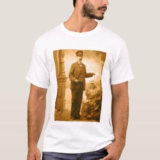 Zug-Leiter-T - Shirt