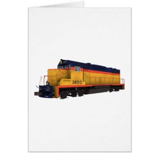 Zug-Motor: Chesapeake-Farbschema: Karte