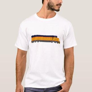 Zug-Motor: Klassisches Farbschema: T-Shirt