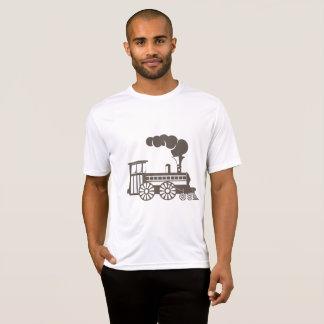 Zug-Motor T-Shirt