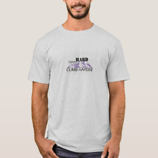 Zug stark, klettern stark T-Shirt