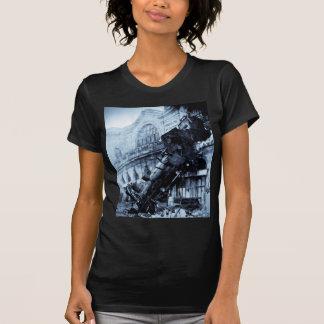 Zug-Wrack bei Montparnasse, am 22. Oktober 1895 T-Shirt