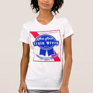 Zug-Wrack Gesellschaft T-Shirt