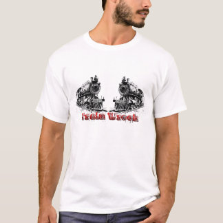 Zug-Wrack-Shirt T-Shirt