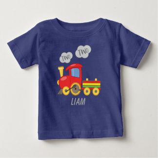 Zug zwei zwei baby t-shirt