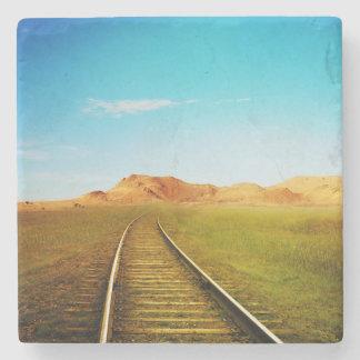 Zugbahnnaturlandschaft Steinuntersetzer