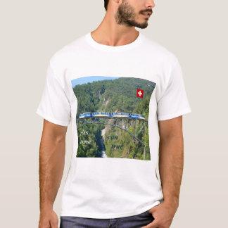 Züge können kommen wahr T-Shirt