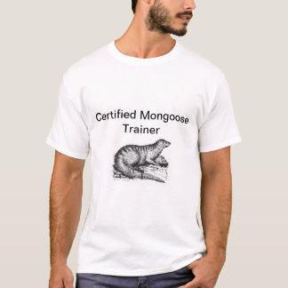 Zugelassener Mungo-Trainer T-Shirt