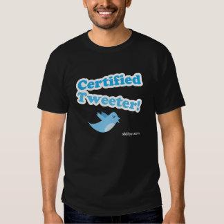 zugelassener Tweeter Shirt