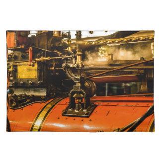 Zugkraft-Motor Tischset