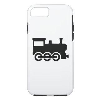 Zuglokomotive iPhone 8/7 Hülle