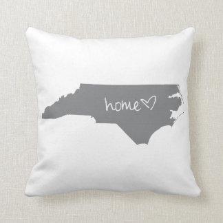 Zuhause <3 Nord-Carolina Kissen