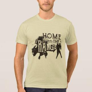 Zuhause auf der Strecke T-Shirt