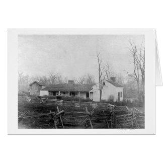 Zuhause geächteter Jess James Fotografie Karte