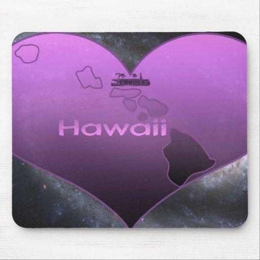 Zuhause Hawaii Mousepads