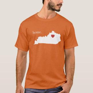 Zuhause ist, wo das Herz ist - Kentucky T-Shirt