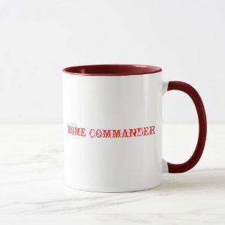 Zuhause-Kommandant Tasse