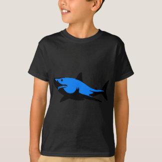 Zuhausehaifisch Bürogewohnheit personifizieren T-Shirt
