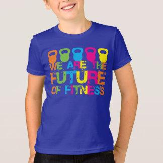 Zukunft der Fitness T-Shirt
